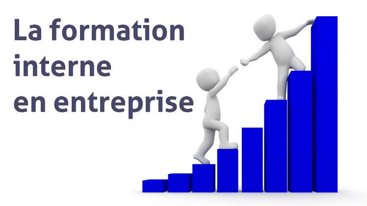 La formation interne en entreprise, levier de montée en compétences