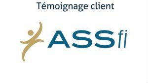 Avis client rédaction web Assfi