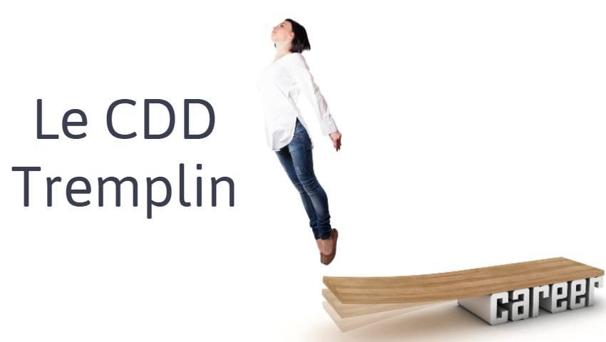 Le CDD Tremplin en entreprise adaptée