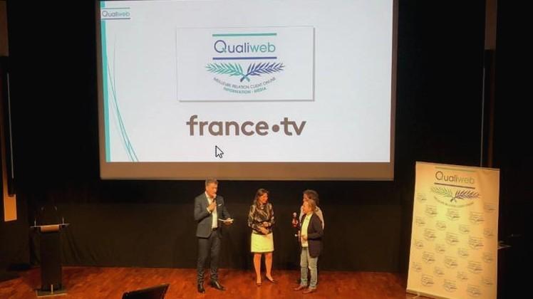 Relation client France Télévision - Deastance Services